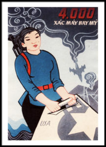 Propaganda posters - Women in War