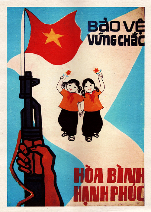 Solid Protection Of Peace And Happiness - Vietnam ...